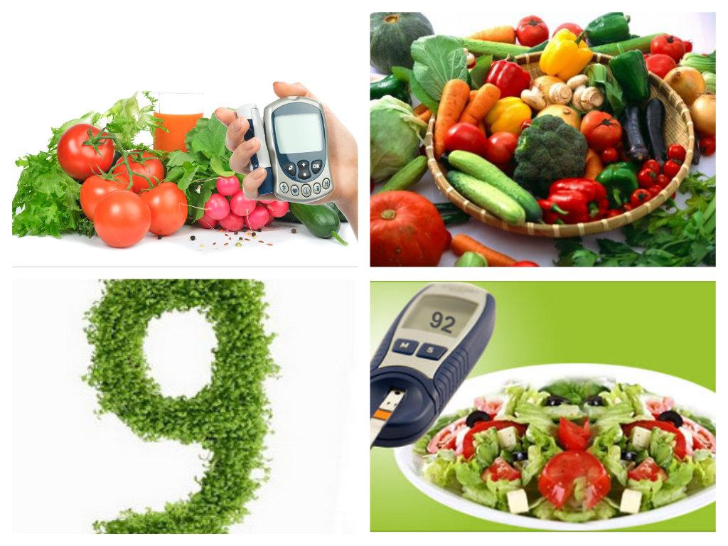 Диета 9 при сахарном диабете: меню на неделю