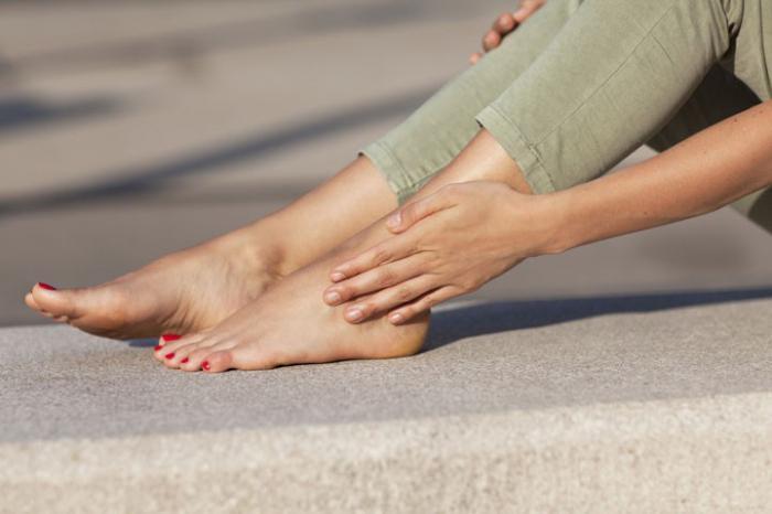 длительное онемение пальцев ног