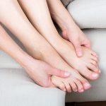 Онемение ног при сахарном диабете второго типа: лечение, причины, последствия