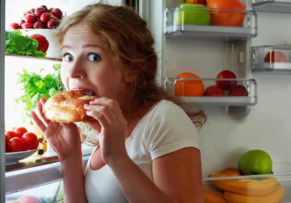 Почему яблоки нельзя есть на ночь