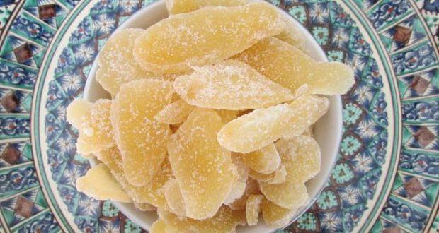 Чем полезен имбирь в сахаре