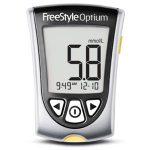 Глюкометр freestyle optium – аппарат для определения сахара и кетонов