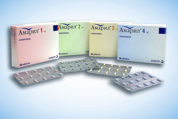 таблетки от диабета