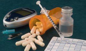 Средства для лечения диабета