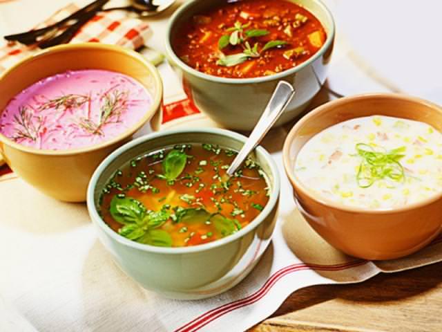 какие супы можно есть при сахарном диабете 2 типа