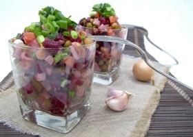 Пикантный салатик